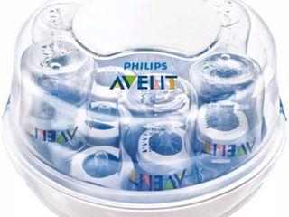 Philips Avent Microwave Steam Sterilizer  BPA Free