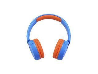 Kids On Dar Bluetooth Headphones with single side flat cable and reduced volume for safe listening