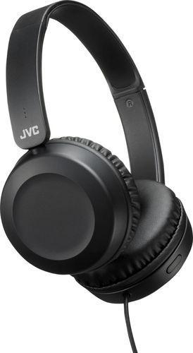 JVC   Powerful Sound On Ear Headphones