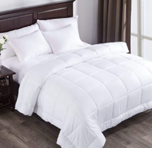 ST JAME 400 T C DOWN COMFORTER lIGHT WEIGHT KING SIZE WHITE COlOR  SKU   P2015 0002 K