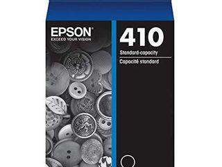 Epson 410 Ink Cartridge  Black