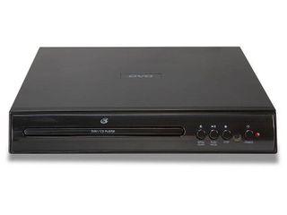 GPX 2 Channel DVD Player  D200B  Black