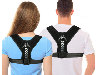 Posture Corrector Elastic Design Comfortable To Wear  28 47  Chest Circumference