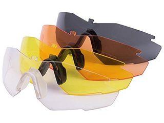 Revision Military 4 0152 0014 Replacement lenses Stingerhawk Eyewear  Vermillion