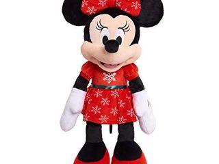 Disney Minnie Mouse 2020 large Holiday Plush
