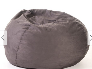 Bates Traditional 5ft Suede Bean Bag Cover