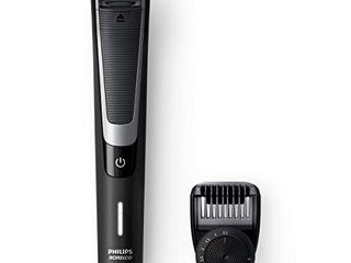 Philips Norelco Oneblade Pro Hybrid Electric Trimmer and Shaver  Black