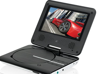 GPX  7  Portable DVD Player