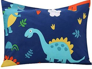 UOMNY Kids Toddler Pillowcases100  Natural Cotton Travel Pillowcase Cover with Envelope Closure 1 Pcs 13x18 Baby Pillow Cases for Sleeping Tiny Pillows case for Elephant Kids  Pillowcases