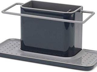 Joseph Joseph 85070 Sink Caddy Kitchen Sink Organizer Sponge Holder Dishwasher Safe  large  Gray