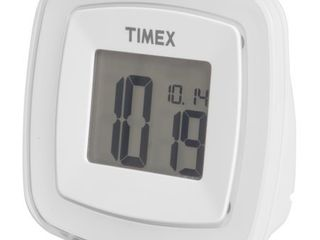 Timex T104W Color Changing Dual Alarm Clock  1 Each
