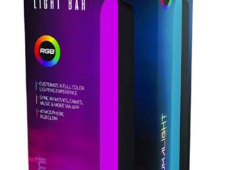 TZUMI lED  Multi Color light Bar