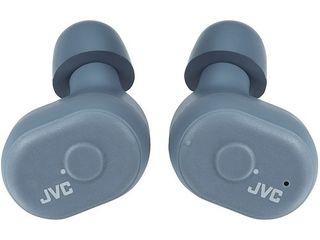 JVC HAA10TH Inner Ear Headphones with Microphone  Gray