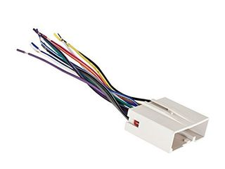 Metra Electronics 70 5520 Wiring Harness for Select 2003 Up Ford Vehicles