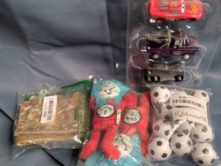 lot Of Miscellaneous Party Favore And Small Toys