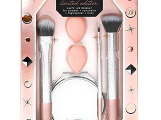 Real Techniques limited Edition For Concealer   Highlighter   liner Set