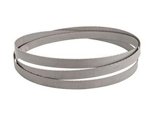 POWERTEC 13230 Bi Metal Bandsaw Blade for cutting soft metals 62  x 1 2  x 14 TPI