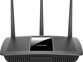 linksys   AC1900 Dual Band Wi Fi 5 Router   Black