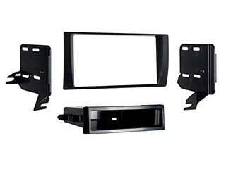 Metra 99 8231 Single or Double DIN Installation Dash Kit for 2002 2006 Toyota Camry