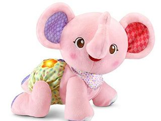 VTech Explore and Crawl Elephant  Pink