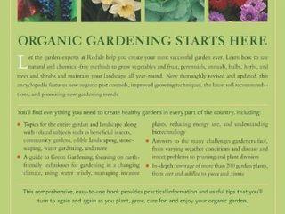 Rodale s Ultimate Encyclopedia of Organic Gardening  The Indispensable Green Resource for Every Gardener  Rodale Organic Gardening