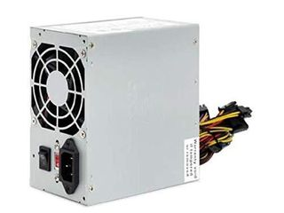 Coolmax 240 Pin 400 Power Supply with 1x80 mm low Noise Cooling Fan  I 400