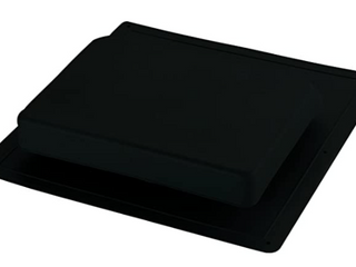 Slant Back Roof loover low Profile Resin Vent