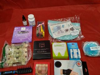 lot of 13 Heath and Beauty Items