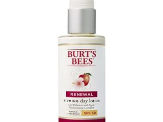 Burt s Bees Renewal Day lotion   SPF 30   2 oz