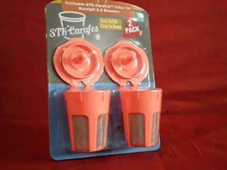 STK Carafes  refillable carafes for Keurig 2 0