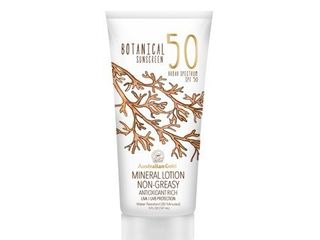 Australian Gold Botanical Mineral Sunscreen Broad Spectrum SPF 50   lOTION