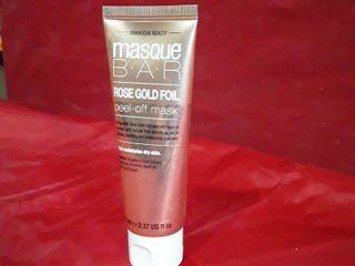 Masque Bar Rose Gold Foil Peel off Mask