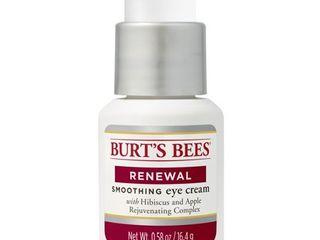 Burt s Bees Renewal Smoothing Eye Cream   0 58 oz
