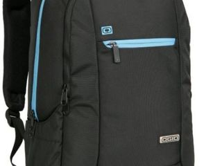 Ogio Atom Black Blue Backpack