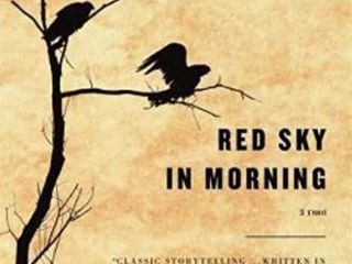 Red Sky in Morning   by Paul lynch  Hardcover