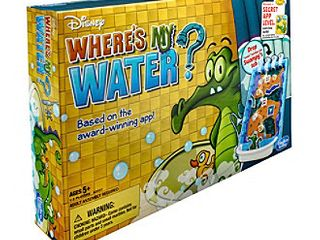 Disney Where s My WaterIJ Game