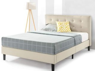 Best Price Mattress Queen Bed Frame   liz Upholstered Platform Beds
