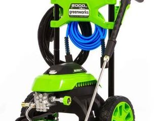 Greenworks 2000PSI Power Washer
