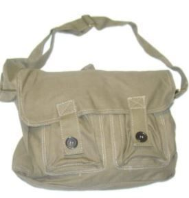 Maxam Brand lucanvas Messenger Canvas Shoulder Bag