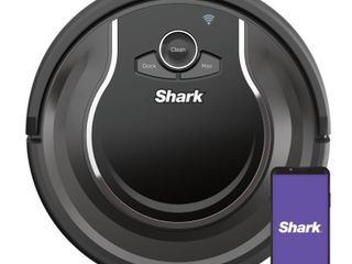Shark IONa Robot Vacuum  Wi Fi Connected  Works with Google Assistant  Multi Surface Cleaning