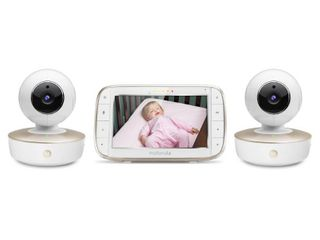 Motorola 5  Video Baby Monitor with Two Cameras   MBP50 G2