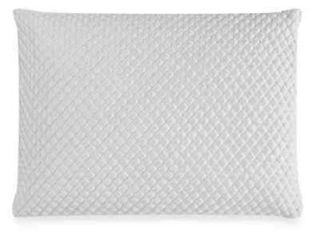 Therapedic Trucool Memory Foam Sleeper Pillow   White   Size standard queen