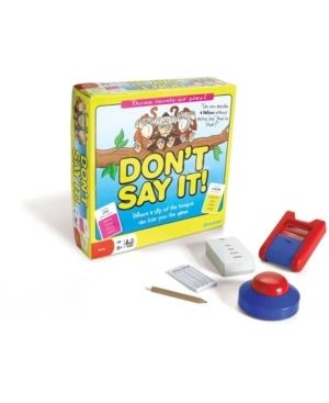 Don t Say It  Game  Board Games