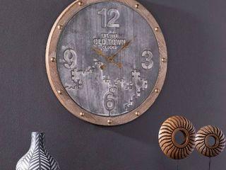 Southern Enterprises Madrinee Wall Clock