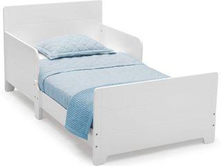 Delta Children MySize Toddler Bed  Bianca White