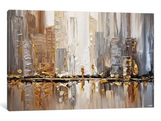 iCanvas  Streets I  by Osnat Tzadok 26  x 40  x 1 5