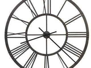 Howard Miller Jemma Wrought Iron Wall Clock