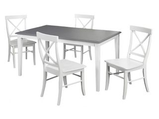 Simple living Helena Dining Chairs   4 chairs total