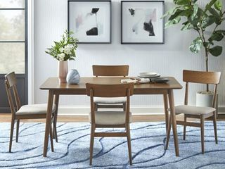 Simple living Newington Dining Chairs   2