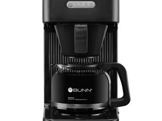 BUNN CSB1B Select Speed Brew Coffee Maker  Black